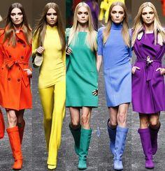 Rainbow Fashion, Colorful Fashion, Taste The Rainbow, Rainbow Things, Rainbow Stuff, Rainbow Fruit, Rainbow Room, Estilo Hippie, Rainbow Wedding