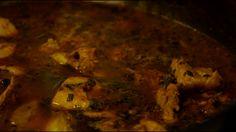Fenugreek chicken (methi chicken)