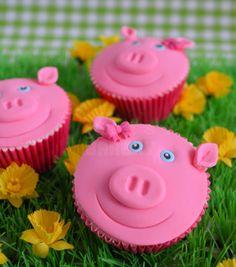Varken cupcakes