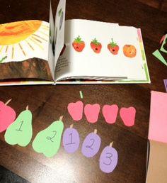 A fun book craft!