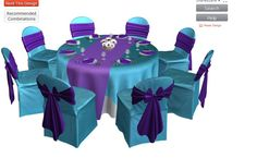 love this - blue and purple is my colour scheme.    imagine with a tall gold vase and white flowers