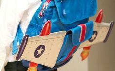Back to School: Backpacks, Snacks & More! APPLE CRESCENT ROLLS