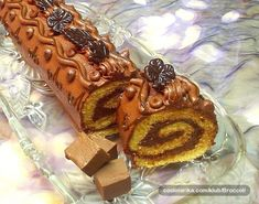 Ukusan i bogat krem od nugata i čokolade umotan u mekani biskvit!