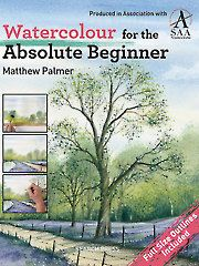 Painting Drawing - Watercolour for the Absolute Beginner