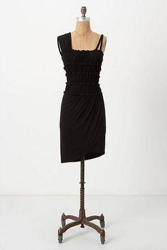 Divergent Mini Dress #anthropologie