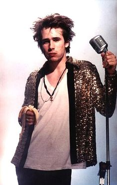 Jeff Buckley: Musical Genius. Amazing guitar player with unbelievable song-writing skills, mind-blowing vocals and a one-of-a-kind style.