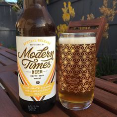 We always enjoy a good #specialrelease from @moderntimesbeer - Fortunate Islands with Grapefruit Zest is a mighty refreshing beer