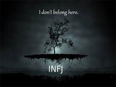 Black tree to symbolize loneliness in Limbo Infj Personality, Tree Wallpaper, Dark Wallpaper, Mobile Wallpaper, Infj Infp, Introvert, Infj Type, Paisajes, Islands