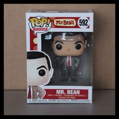 Funko - Pop! TELEVISION - Mr Bean 592