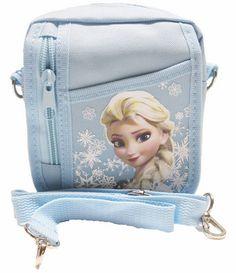 Disney Frozen Light Blue Mini Shoulder Bag Elsa Anna Olaf Kids Girls Fun for sale online Frozen Bag, Frozen Dolls, Frozen Crafts, Frozen Christmas, Christmas Games, Frozen Merchandise, Pinturas Disney, Frozen Shoulder, Disney Frozen