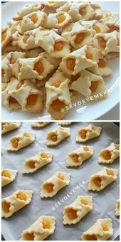 Rita - Welcome Cheese Cookies, Cake Cookies, Appetizer Recipes, Dessert Recipes, Chocolate Chip Granola Bars, Homemade Pastries, Filling Food, Food Carving, Food Decoration