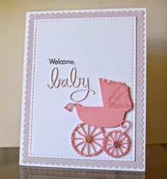 Marybeth's time for paper: Baby Its A New Year! welcome baby girl