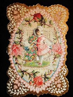682 best victorian greeting cards images on pinterest etchings victorian m4hsunfo