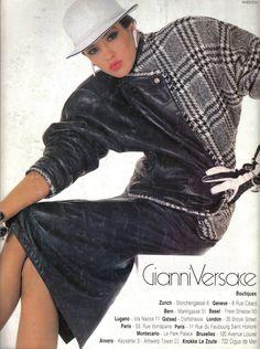 German Vogue August 1983