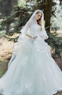 Featured Dress: TIGLILY; Wedding dress idea.