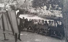 Γεώργιος Αδρακτάς -Μικρά βάσανα (1902) School Days, Old Photos, Greece, Nostalgia, The Past, Memories, Black And White, Concert, Old Pictures