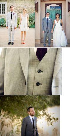 Keita#gray suit