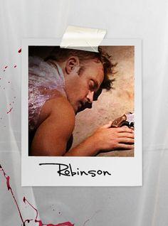 Lance Robinson - Dexter S5