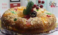 Sorprende a todos la mañana de Reyes con un roscón totalmente artesano. Sigue la receta al detalle que comparten desde LA COCINA DEL SUR y no tendrás problema para hacerlo.