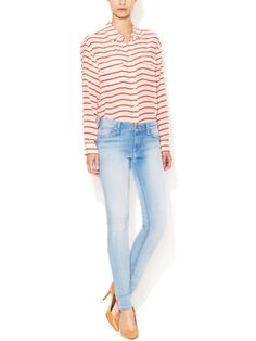 The Super Skinny Jean from Denim Guide: Sizes 26