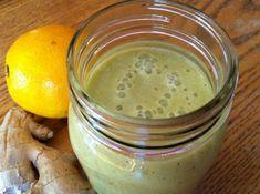 СМУЗИ С АПЕЛЬСИНОМ И ИМБИРЕМ. Апельсин – не только вкусный и сочный фрукт, но также богатый  источник витамина С. А когда еще наш организм нуждается в подпитке этим  витамином, как не в холодные времена, когда много кто болеет п…