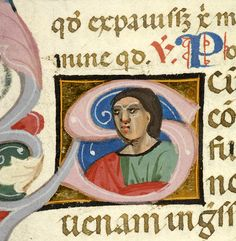 Breviary, MS M.0373 fol. 250v - Images from Medieval and Renaissance Manuscripts - The Morgan Library & Museum