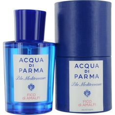 Acqua Di Parma Blue Mediterraneo By Acqua Di Parma Fico Di Amalfi Edt Spray For Men