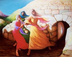 Image result for unusual paintings of Resurrection