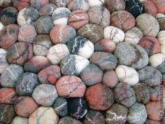 """Текстиль, ковры ручной работы. Ярмарка Мастеров - ручная работа Ковер"""" Каменный остров"""". Handmade."""