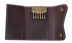 špeciálne kľúčenky a puzdrá | ARTIM1- luxusné ručne vyrobené etue na kľúče - hovädzia koža(čokoládovo-hnedá) | anion.sk - šperky, darčeky, klenoty, firemné darčeky, firemné prezenty, luxusné perá, značkové perá, luxus, perá faber-castell, perá cross, Tony Perotti, zapisnik, zapisniky Wallet, Fashion, Luxury, Moda, Fashion Styles, Fashion Illustrations, Purses, Diy Wallet, Purse
