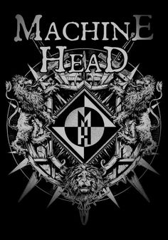 Machine Head at the Spokane Knitting Factory 3/8/15. Seven Cycles and Mercy Brown opening.