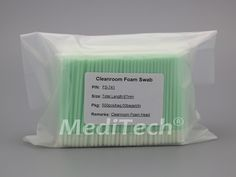 Small Cleanroom Foam Swab with Flexible Tip We manufacture lint free foam swabs, cleanroom foam swabs in a variety of head sizes, tip material, handle lengths. Flexibility, Handle, Tips, Free, Back Walkover, Door Knob, Counseling