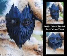 Haunted Tree Ent- Onyx Flame by *Epic-Leather on deviantART