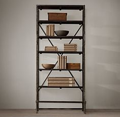 Open Shelving | Restoration Hardware