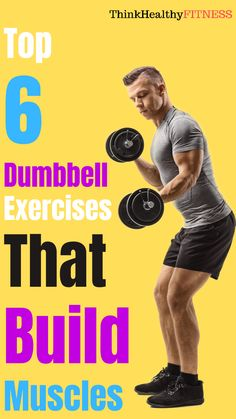 The Ultimate Dumbbell Workout. In the challenge, we incorporate many different ways you can use dumbbells to lose weight successfully. Back Workout Men, Full Body Workout Plan, Flat Abs Workout, Strenght Training, Strength Training Women, Dumbbell Workout Routine, Ga In, Bodybuilding Workouts, Build Muscle