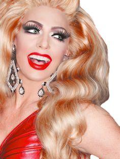 Alyssa Edwards, RPDR4, Texas Pageant Queen Realness!