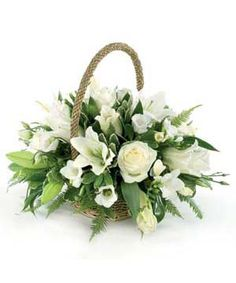 Resultado de imagen para canastas para arreglos florales