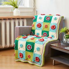 Best Easy Home Decor Crochet Free Patterns For Spring | Knitella - Crochet Knit Patterns