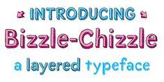 Bizzle-Chizzle - Webfont & Desktop font « MyFonts