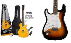 We have added some stylish #CheapGuitars in our guitar collection.