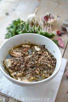 BURRIDA – BURRIDA A SA CASTEDDAIA | La Cucina di Monica