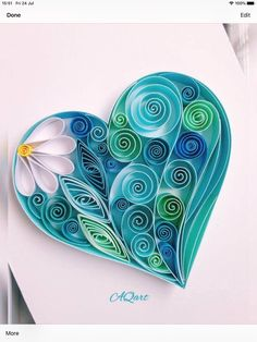 Paper Quilling Flowers, Paper Quilling Cards, Quilling Work, Neli Quilling, Paper Quilling Patterns, Quilled Paper Art, Quilling Jewelry, Quilling Paper Craft, Paper Crafts