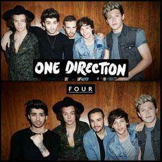 New Album ''FOUR''