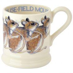 Emma Bridgewater Fieldmouse Half Pint Mug