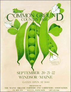 Maine Organic Farmers and Gardeners Association > The Fair > Poster > Past Artwork