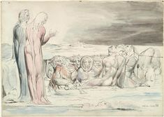 "Illustrations to Dante's ""Divine Comedy"", 1824-27 ( (Multiple [7] Owners): electronic edition"
