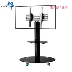 Cheap TV Mount, Buy Quality Consumer Electronics Directly from China Suppliers:Mobile TV Stand Bracket Floor TV Carts with Adjustable Shelf and Flat Screen Mount Fits 32 Mobile Tv Stand, Tv Stand With Bracket, Cheap Tvs, Tv Cart, Tv Stand Designs, Buy Mobile, Mounted Tv, Adjustable Shelving, Consumer Electronics