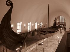 Viking ship, Oslo, Norway best museum in the world - right @Natalie Jost Hewitt?