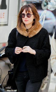 Dakota in New York :)