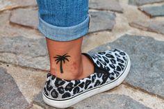 tatuajes playas palmeras - Buscar con Google